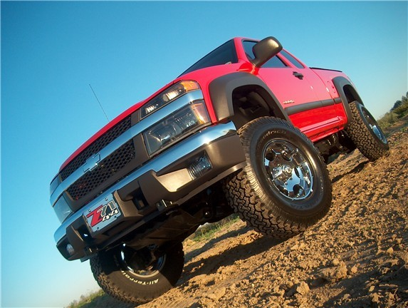InfantryOPFOR's 2004 Chevrolet Colorado Regular Cab