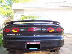 Snowowl08 1996 Ford Probe Specs Photos Modification Info At