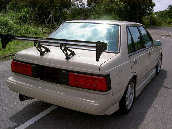 SunnyVTEC 1985 Nissan Sunny Specs, Photos, Modification ...