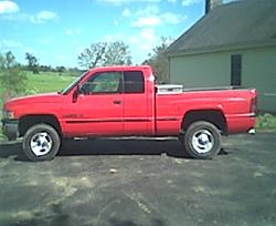 paco17s 1999 Dodge Ram 1500 Quad Cab
