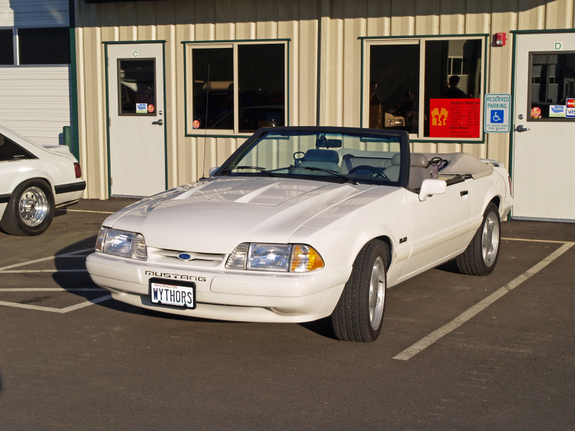 wythors's 1993 Ford Mustang