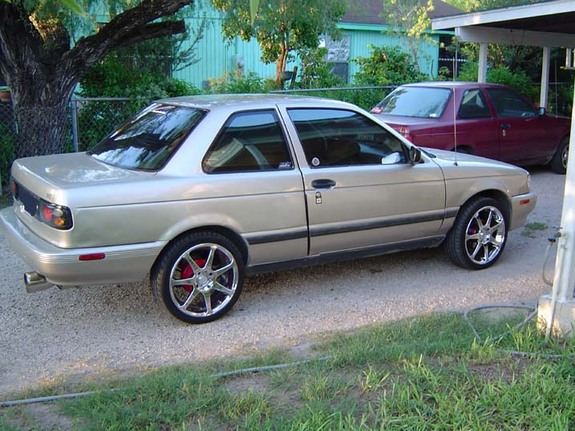 Another Shin_SCDL 1991 Nissan Sentra post... - 3919089