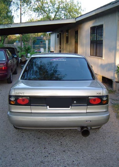 Another Shin_SCDL 1991 Nissan Sentra post... - 3919090