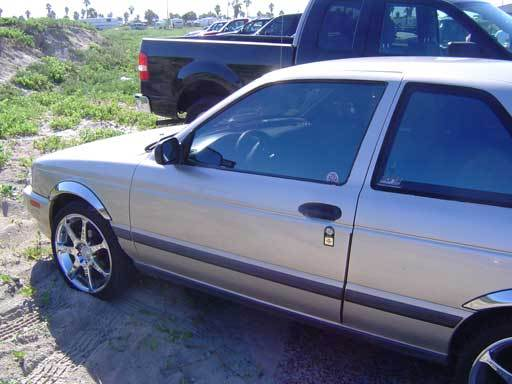 Another Shin_SCDL 1991 Nissan Sentra post... - 3919100