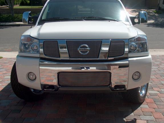 mythicaltitan 2004 nissan titan crew cab specs photos modification info at cardomain. Black Bedroom Furniture Sets. Home Design Ideas