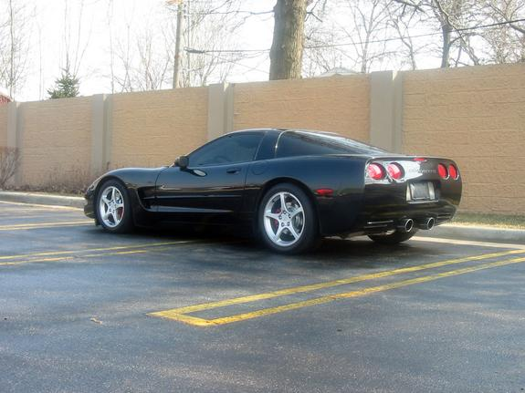 Another wytrzyszc 1998 Chevrolet Corvette post... - 3929009