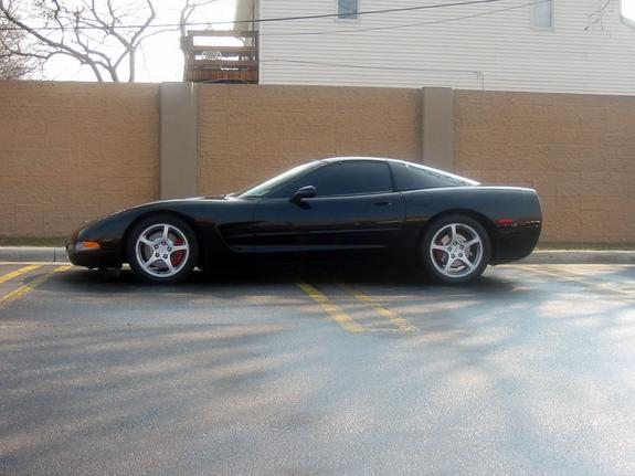 Another wytrzyszc 1998 Chevrolet Corvette post... - 3929010