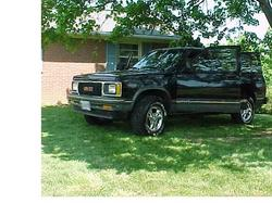 jkboy88s 1994 GMC Jimmy