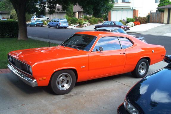 ogreslayr72 1972 plymouth duster specs photos modification info at cardomain. Black Bedroom Furniture Sets. Home Design Ideas