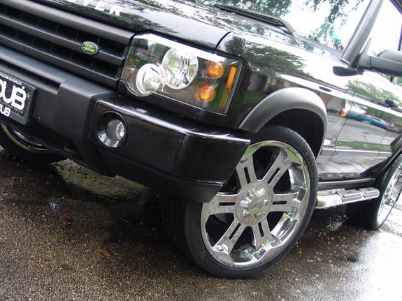 DiscoOn22s 2003 Land Rover Discovery Specs Photos Modification