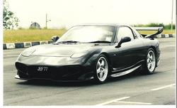 twistedlotuss 1997 Mazda RX-7
