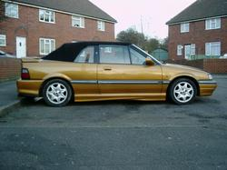 nickw2003 1992 Rover 214
