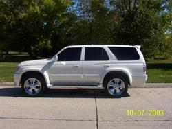 MYEDITIONs 1997 Toyota 4Runner