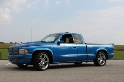 dakotabluert98s 1998 Dodge Dakota R/T