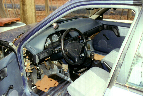 Another Chaks 1991 Mazda Protege post... - 3936205