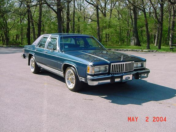 Another big_mike60411 1985 Mercury Grand Marquis post... - 3942049
