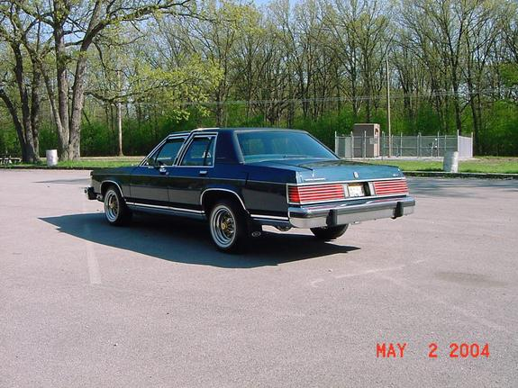 Another big_mike60411 1985 Mercury Grand Marquis post... - 3942051