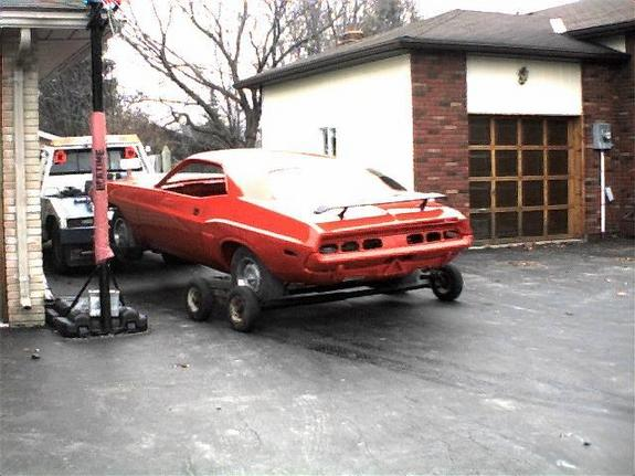 Another 71_DEPUTY 1971 Dodge Challenger post... - 3942761