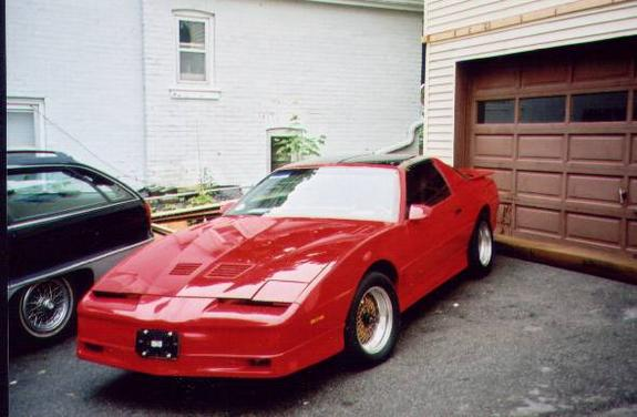 Inferno_Killer 1987 Pontiac Trans Am