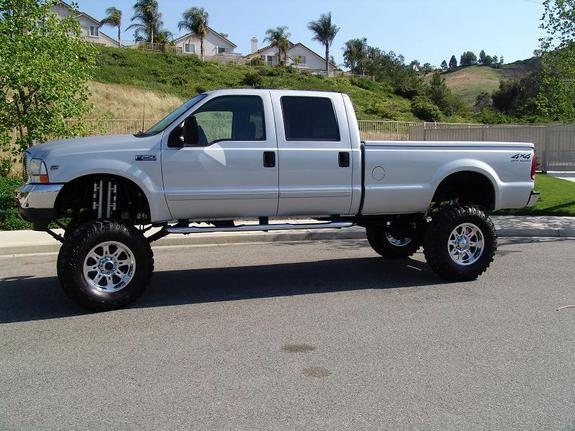 2fiddy 2002 ford f250 super duty crew cablong bed specs photos modification info at cardomain. Black Bedroom Furniture Sets. Home Design Ideas