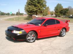 Cobra_im 1997 Ford Mustang