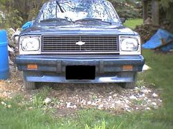 caddy04 1984 Chevrolet Chevette