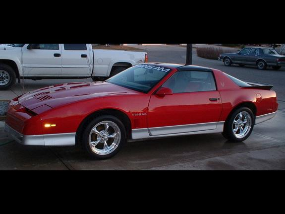 Midlifeman 1986 Pontiac Trans Am Specs  Photos