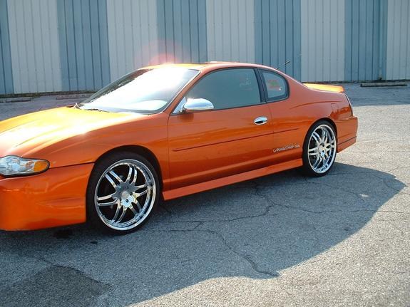 Another kandysupersport 2001 Chevrolet Monte Carlo post... - 3950101