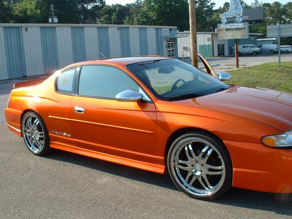 Another kandysupersport 2001 Chevrolet Monte Carlo post... - 3950117
