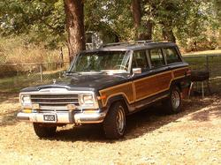 jeepman69s 1988 Jeep Grand Wagoneer