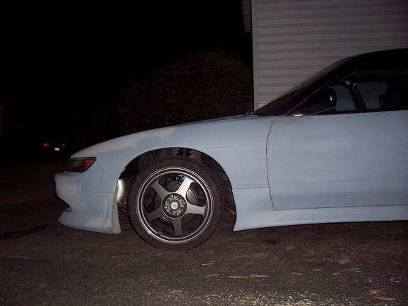 Another 89SilfourtySR 1989 Nissan 240SX post... - 3948924