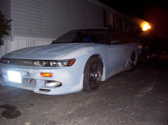 Another 89SilfourtySR 1989 Nissan 240SX post... - 3948925