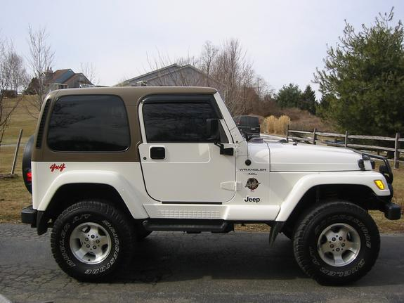 sahara4x4 2002 jeep tj specs photos modification info at cardomain. Black Bedroom Furniture Sets. Home Design Ideas