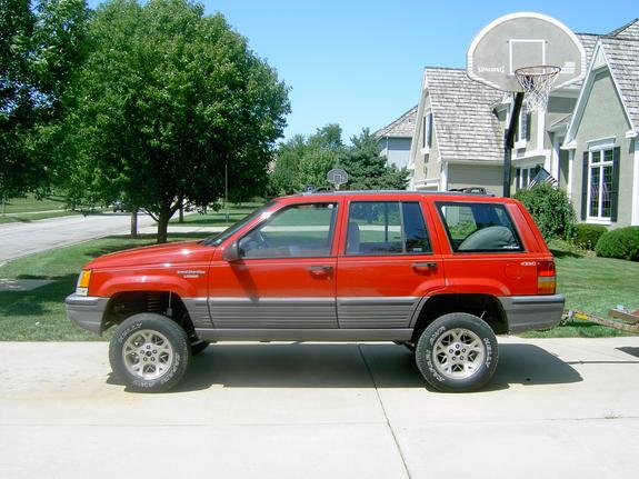 Another bpjeep 1993 Jeep Grand Cherokee post... - 3957133