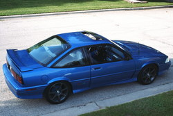 CrossfireZ24s 1994 Chevrolet Cavalier
