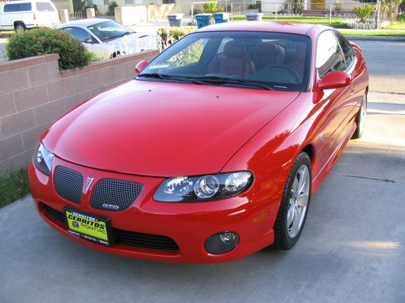 Another redgtosamurai 2004 Pontiac GTO post... - 3959279