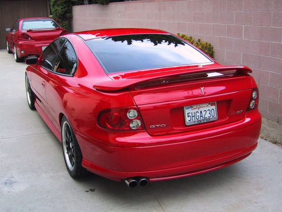 Another redgtosamurai 2004 Pontiac GTO post   1099802 by