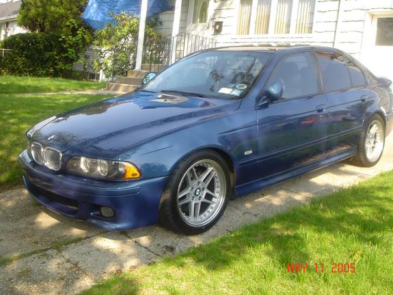 ZAJAZ's 2002 BMW 5 Series