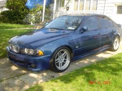 ZAJAZ 2002 BMW 5 Series