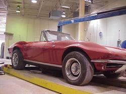 killre2 1966 Chevrolet Corvette