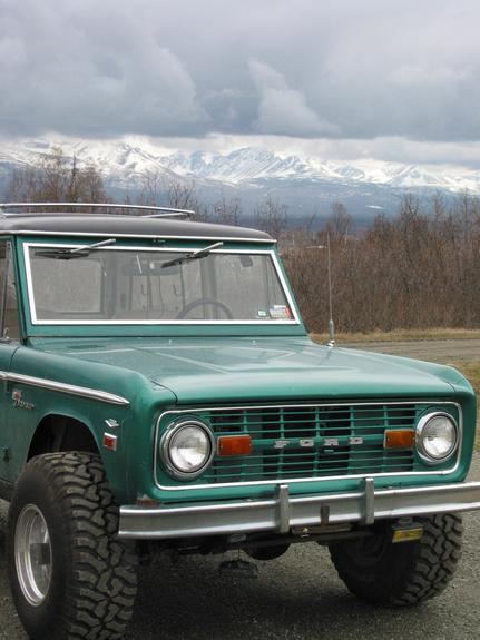 Bonco68's 1968 Ford Bronco