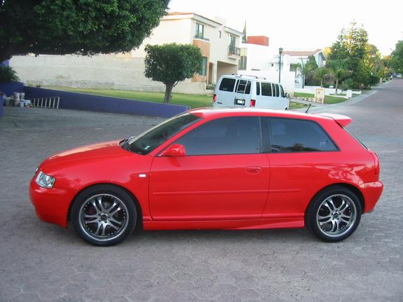 elgranmiguel 2001 audi a3 specs photos modification info at cardomain. Black Bedroom Furniture Sets. Home Design Ideas