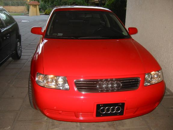 Another elgranmiguel 2001 Audi A3 post... - 3961620