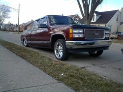 4point3gmc 1997 GMC Sierra 1500 Regular Cab