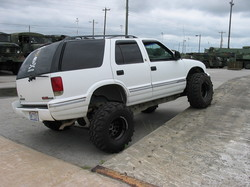 JoeBob96s 1996 GMC Jimmy