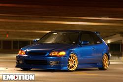 Emotion_JDMEK9s 1999 Honda Civic