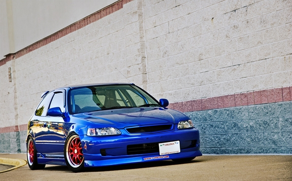 Emotion_JDMEK9 1999 Honda Civic 3960286