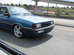 3pac6pacs 1986 Audi Coupe