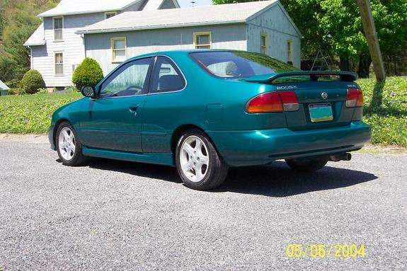 1996 Nissan 200sx Blue | 200  Interior and Exterior Images