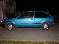 Another smurf_spec 1989 Chevrolet Spectrum post... - 3969685